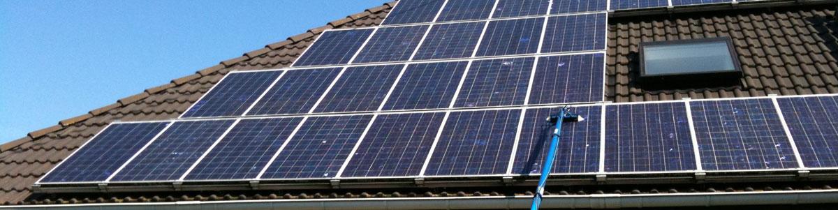 Mentenanta si intretinere panuri fotovoltaice